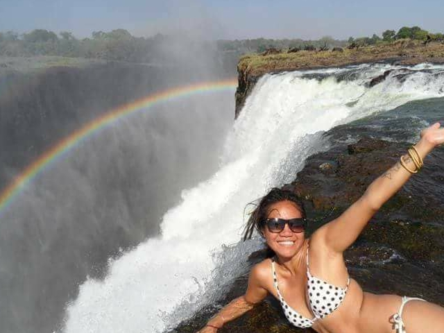 Devils Pool - Victoria Falls Photos