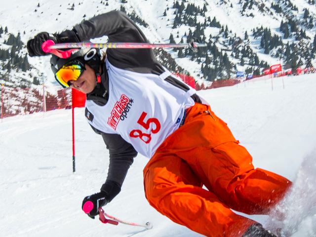 Almaty Skiing Tour Photos