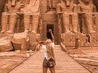 Viaje por Abu Simbel desde Aswan