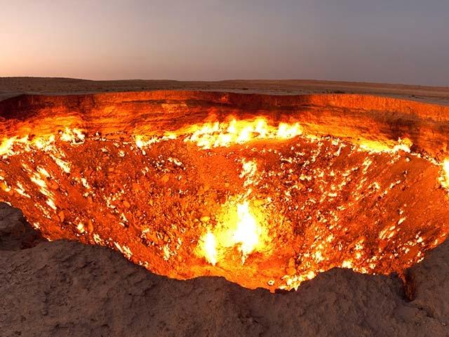 Amazing 7 Days in Turkmenistan Photos