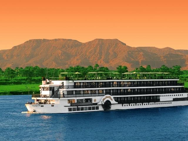 11 Nights / 10 Days to Cairo & Nile Cruise and Hurghada Photos