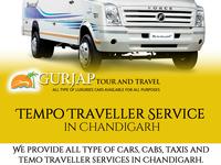 Tempo Traveller In Chandigarh