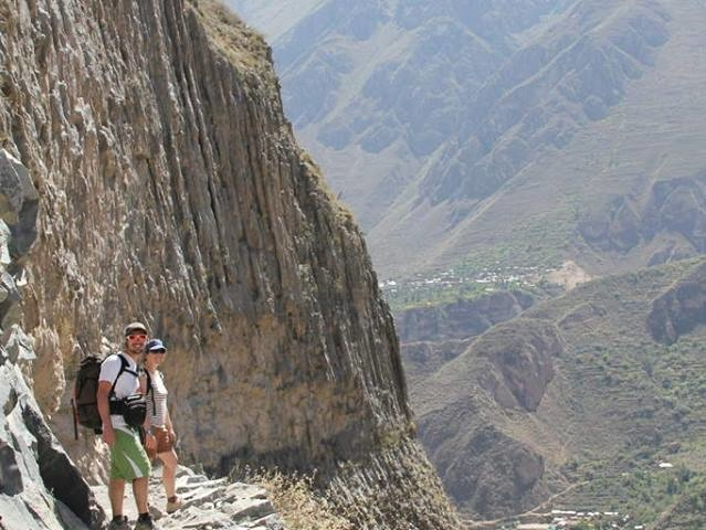 Back Packer Colca Canyon Trekking 3D/2N (Oasis SANGALLE) Photos