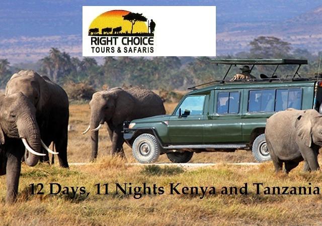 12 Days Kenya and Tanzania Safari Photos