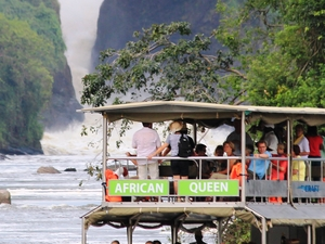 Open Savanna Safari + White Water Rafting On The Nile Photos