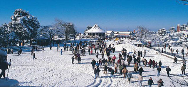 Weekend Delight in Shimla Photos