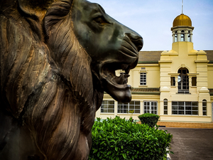 Big Four Driving Tour of Kampala Fotos