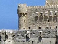 Qaitbey Castel In Alexandria
