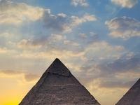 Pyramids - Sphinx - Saqqara and Memphis
