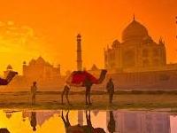 Trip To Taj Agra