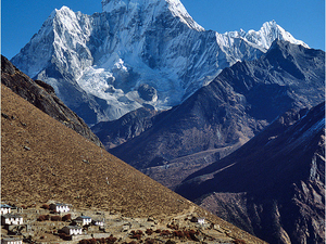 Ama Dablam Mountain Expedition US$ 2850 - Nepal