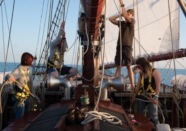 Galician Experience - Gijón To Vigo Onboard a Tall Ship Photos