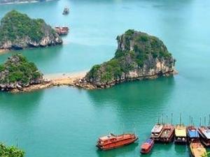 Hanoi Hoa Lu Tam Coc Halong Bay Stay Overnight On Cruise 6 Days 5 Nights Fotos