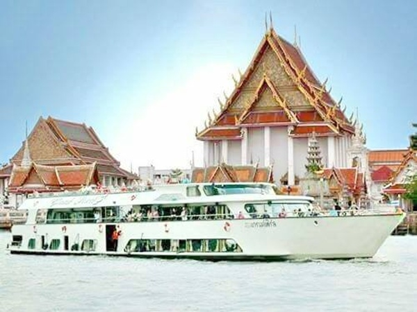 Day Tour Bangkok - Ayutthaya Go by BUS Return by Cruise with Lunch Photos
