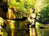 Kamenice Gorges
