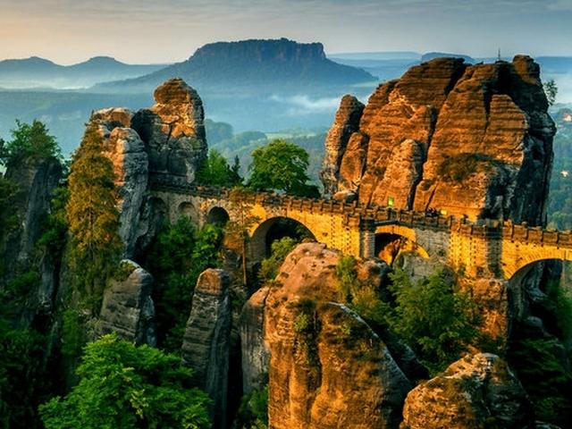 Bohemian & Saxon Switzerland - Hiking Tour (from Prague) Photos