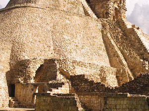 Amazing Caves Loltún and Uxmal Photos
