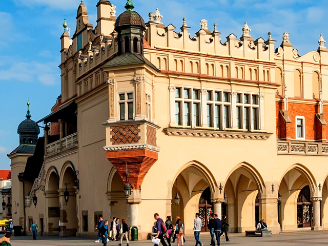 Krakow Sightseeing Private Guided Tour with Transport Photos
