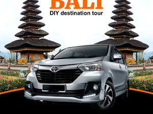 BALI 10 hrs DIY itinerary tour
