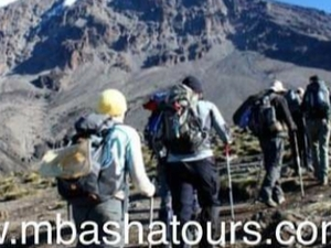 6 days Kilimanjaro Mountain climbing Photos