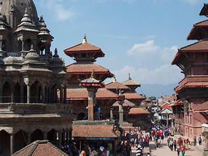 City tour of Bhaktapur and Patan Durbar Square Fotos