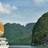 Halong Bay Full-Day Tour Cruise from Hanoi