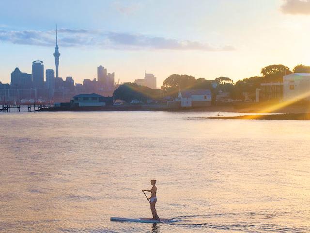 Day Tour Auckland City and Spectacular Wild West Coast Nature Photos
