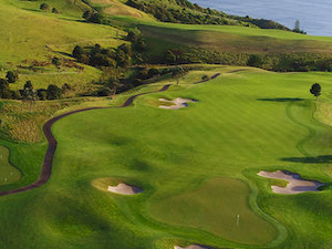 17 Great Days - Self Drive New Zealand 'Golfer's ultimate Dream' Photos