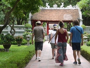 Hanoi city tour small group tour Photos