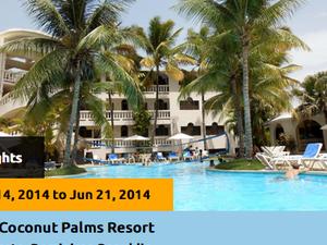 Coconut Palms Resort Fotos