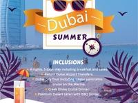 Primkett Dubai Summer Pakage