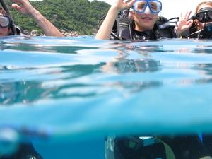 DISCOVER SCUBA DIVING on Koh Phangan Paradise Island!