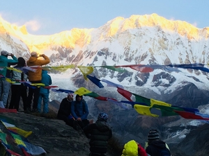 Annapurna Base Camp Trekking - Nepal