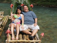 What A Relaxing Day On The Lethe Bamboo Raft