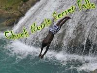 Chuck Norris Secret Falls