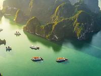 Halong Bay luxury Cruises - Travelust Deal