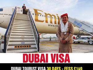 Apply for Dubai Visa Photos