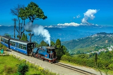 Darjeeling Monsoon