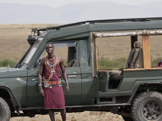5 days Safari in Maasai Mara Photos