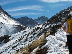 Trekking Ascent Mount Toubkal 2 Days