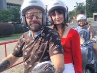 Quick Scooter Tour Around the Vltava River