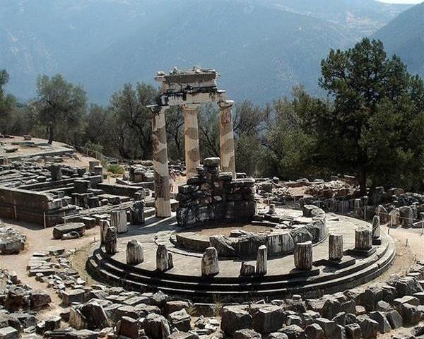 7 Day Greece Classic Tour Photos