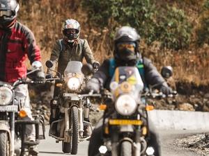 Sikkim Biking Tour | April 2020 Photos