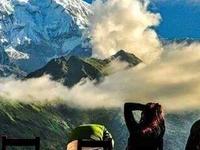 Langtang valley,10 days, Trekking