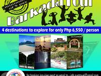 Barkada Tour Package - 4 Destination