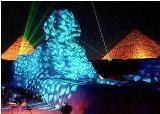 Sound & Light At Giza Plateau