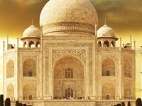 15417 Taj Mahal 1280x800 World Wallpaper