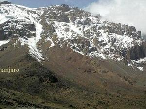 Trekking Kilimanjaro Photos