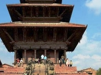 Bhaktapur Nyatapola Temple
