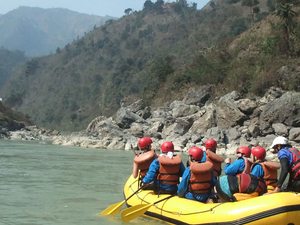 Chitwan kathmandu and Pokhara tour ( Pick up from india border) Photos